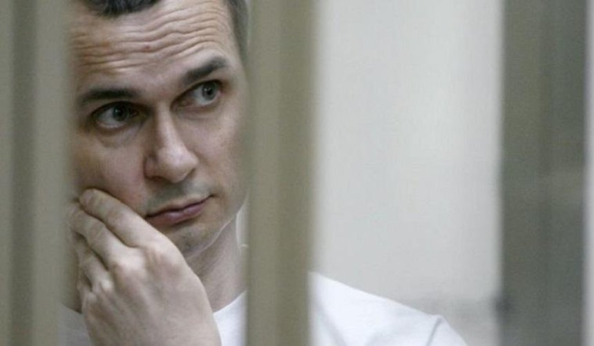 Петиція за звільнення Сенцова на сайті Білого дому набрала 100 тисяч голосів