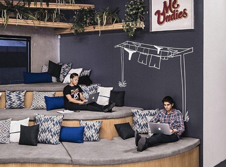 Островок релакса в офисе: как обустроить зону отдыха