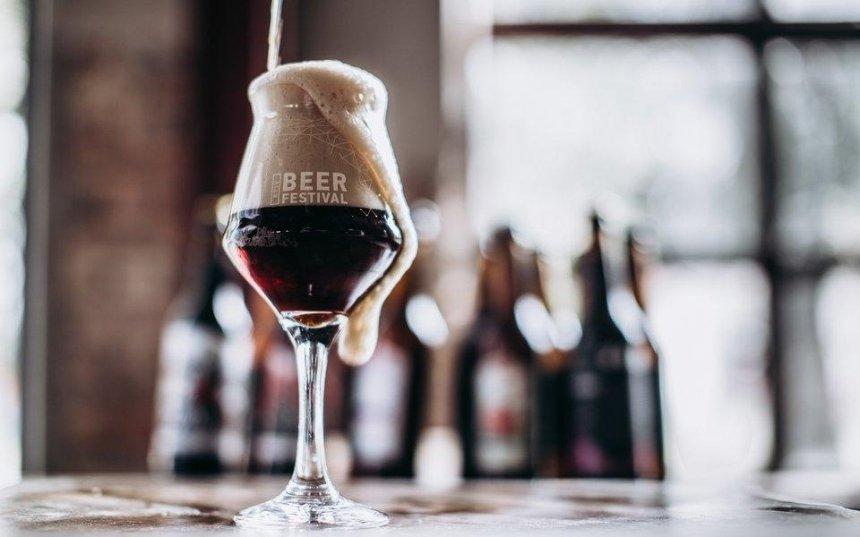 Малиновый портер и лавандовый стаут: на выходных пройдет третий Kyiv Beer Festival