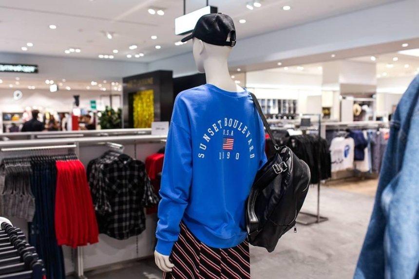 Стало известно, когда откроется второй магазин H&M в Киеве