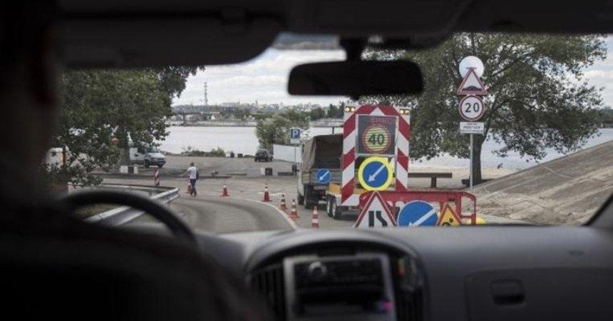 На Трухановом острове начали наказывать за превышение скорости