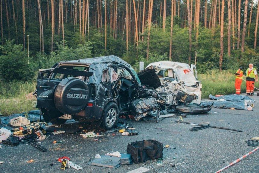 Виновнику ДТП на Новоирпенской трассе сообщили о подозрении