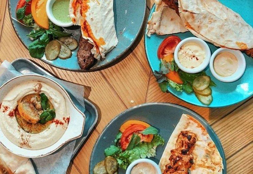 На Подоле открылся ресторан ливано-итальянской кухни (фото)