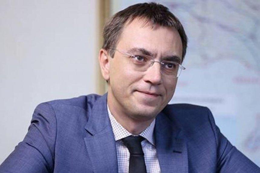 Министру Омеляну избрали меру пресечения