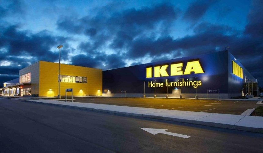 Где откроется первый магазин IKEA в Киеве