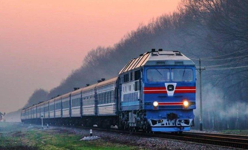 Изпоезда «Киев— Мариуполь» эвакуировали 700 пассажиров