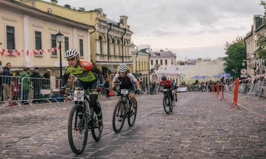 Володар гори: велосипедисти будуть підкорювати Андріївський узвіз