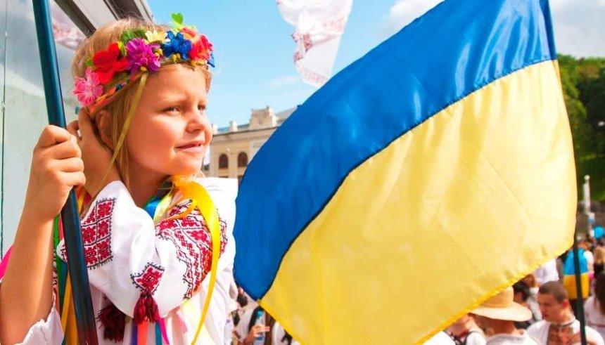 Українська мова виявилась однією з найбільш уживаних у Європі