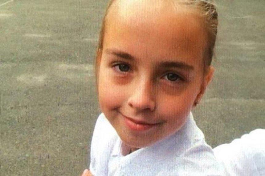 Помогите найти: в Киеве пропала девятилетняя школьница