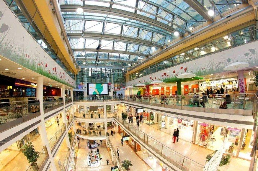 В ближайшие годы в Киеве откроют 14 новых торговых центров