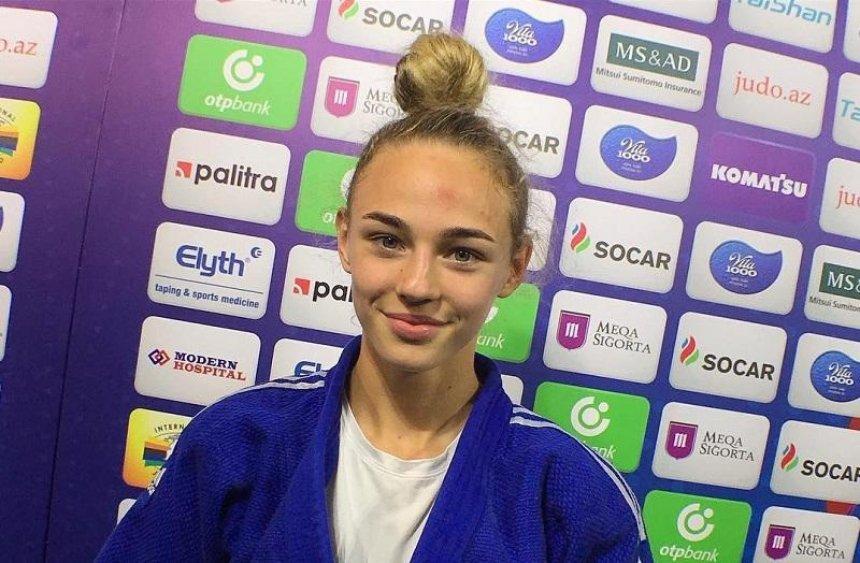 Украинка стала самой молодой в истории чемпионкой мира по дзюдо (видео)
