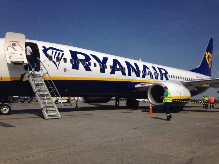 В «Борисполе» рассказали об особенностях обслуживания рейсов Ryanair