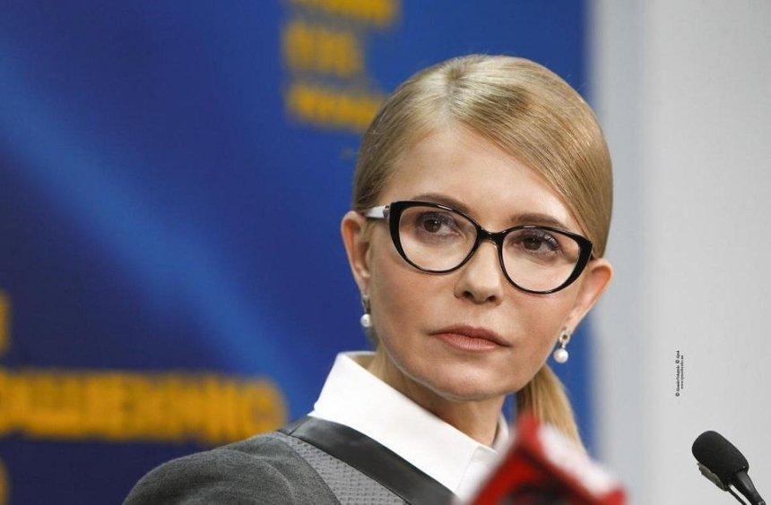 Тимошенко вылечилась от коронавируса