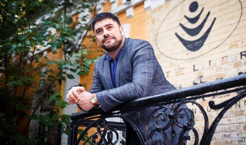 Владислав Трубицин: От книжного рынка к Культурному узлу и «глобальному городу» Киеву