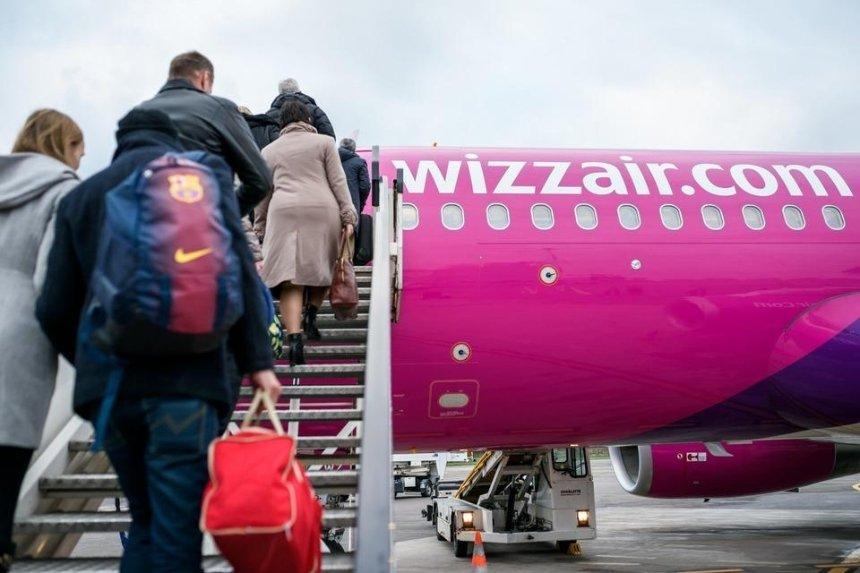 Wizz Air ввел дополнительную плату за предоставление мест рядом