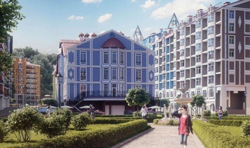 На Воздвиженке вместо многоэтажки появится сквер