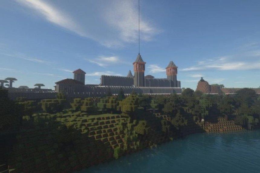 Фестиваль Respublika проведут в Minecraft — будет даже Каменец-Подольская крепость