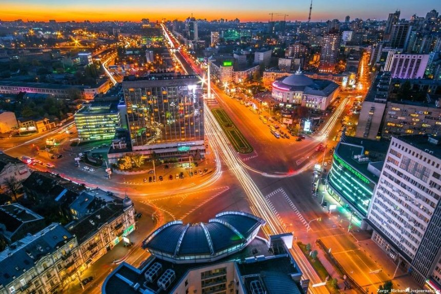В рейтинге лучших городов для бизнеса Киев обогнали Ивано-Франковск, Винница и Львов