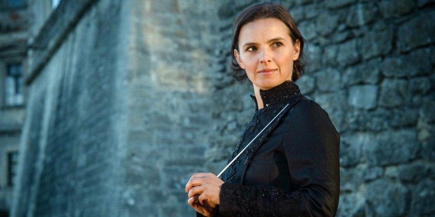 Украинка станет первой женщиной-дирижером в истории всемирно известного оперного фестиваля