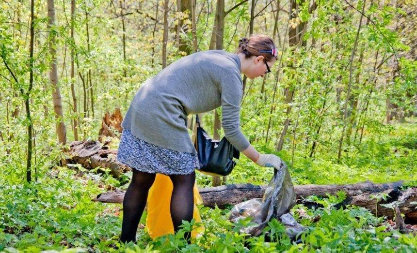 Киевлян приглашают принять участие во Всемирном дне уборки