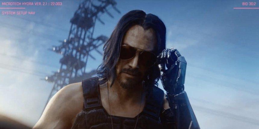 Cyberpunk 2077 на украинском: геймеры просят локализировать игру