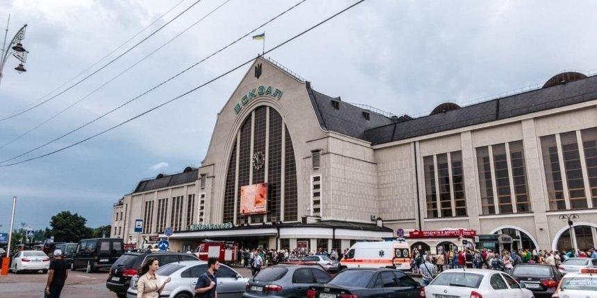 Кабмин готовится передать киевский железнодорожный вокзал вуправление частной компании