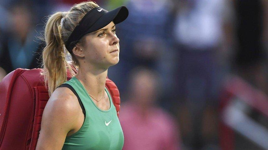 Украинская теннисистка Свитолина выиграла турнир WTA во Франции