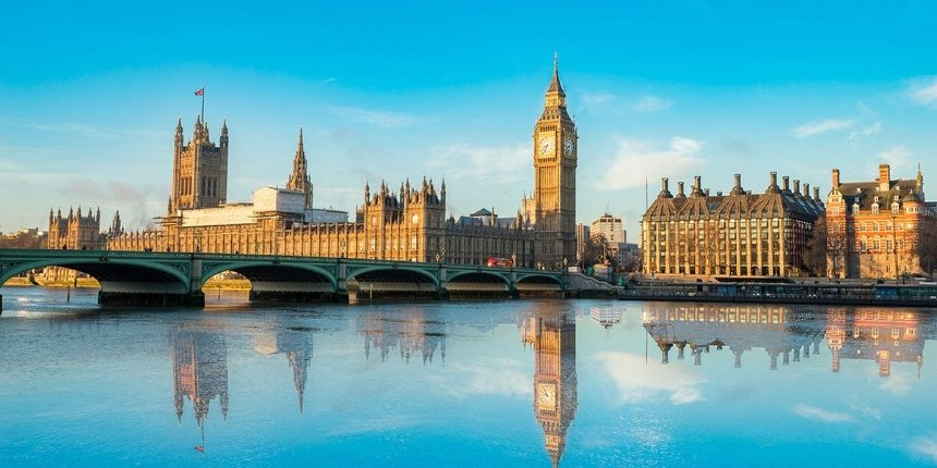 С октября МАУ запускает рейсы из Киева в лондонский аэропорт «Хитроу»