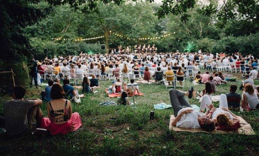 Жителей и гостей столицы приглашаю на эко-фестиваль в ботсад им. Гришко