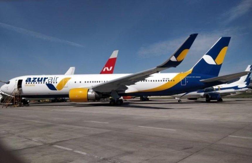 Azur Air Ukraine запустила 9 дополнительных рейсов из Украины в Турцию