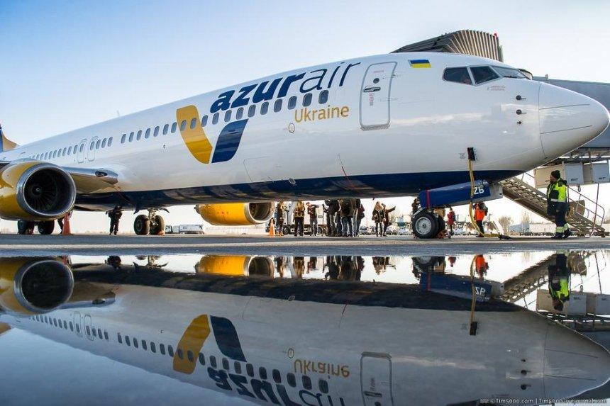 Azur Air Ukraine планирует запустить прямые рейсы из Киева в США