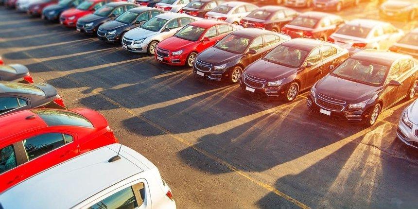 С начала сентября за неправильную парковку водители оплатили более миллиона гривен штрафов