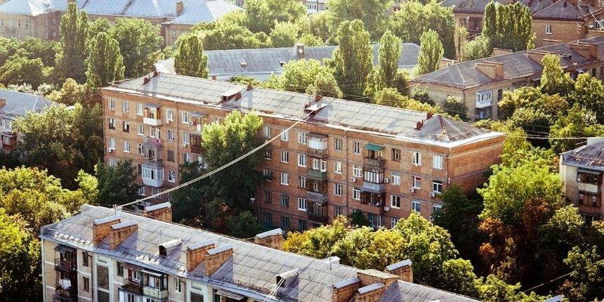 «Киевгенплан» предлагает реконструировать целые кварталы «хрущевок» в Шевченковском районе