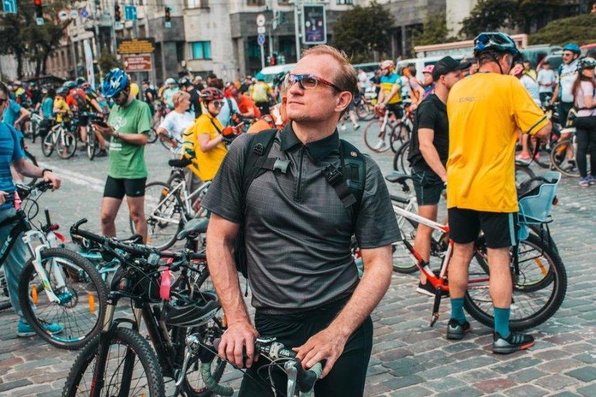 В центре Киева проведут велодень: что в программе