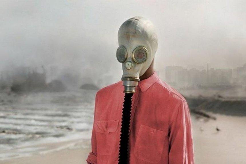 Где в Киеве был наиболее загрязненный воздух этим летом