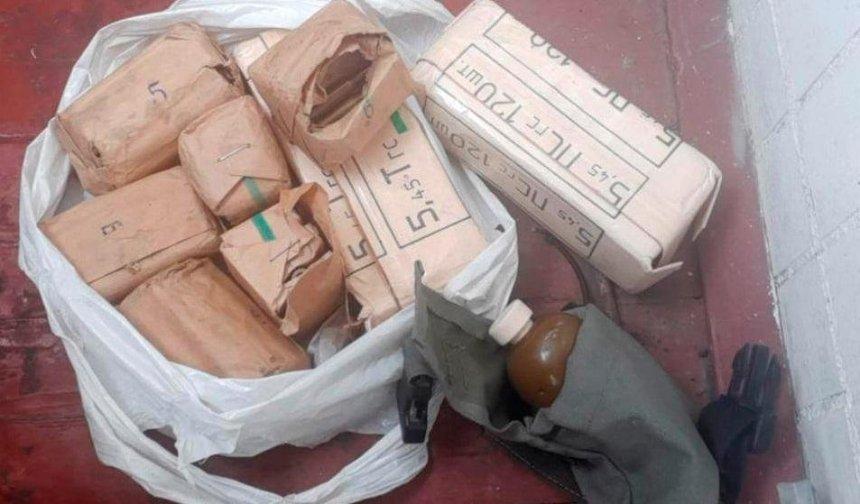 Пенсионерка во время уборки нашла на балконе патроны к АК и гранаты