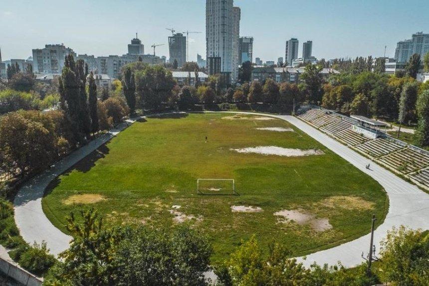"""В мэрии Киева рассказали подробности реконструкции стадиона """"Старт"""""""