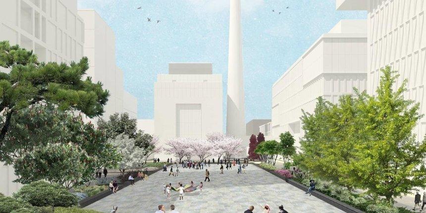 В UNIT.City откроют общественное пространство по проекту известного нидерландского архитектора