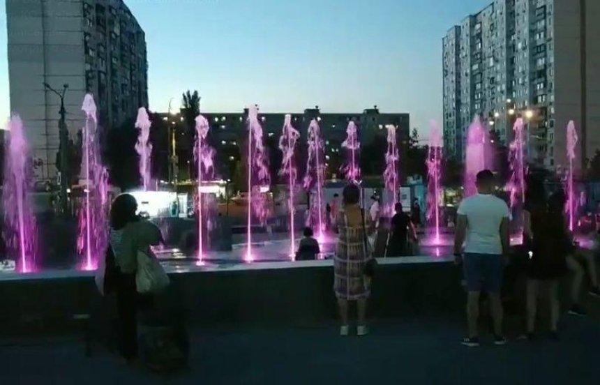 Где в Киеве посмотреть свето-музыкальное шоу