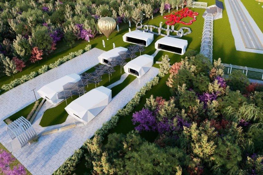 Аэропорт для дронов вКиеве: как онможет выглядеть ичто там будет