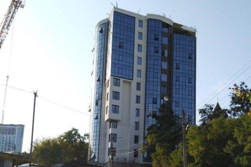 Следователи не смогли остановить строительство арестованного «дома Билозир» на Подоле