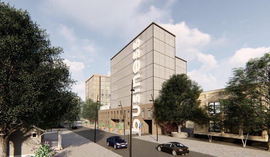 На Лукьяновке хотят построить офисный центр с концертным залом