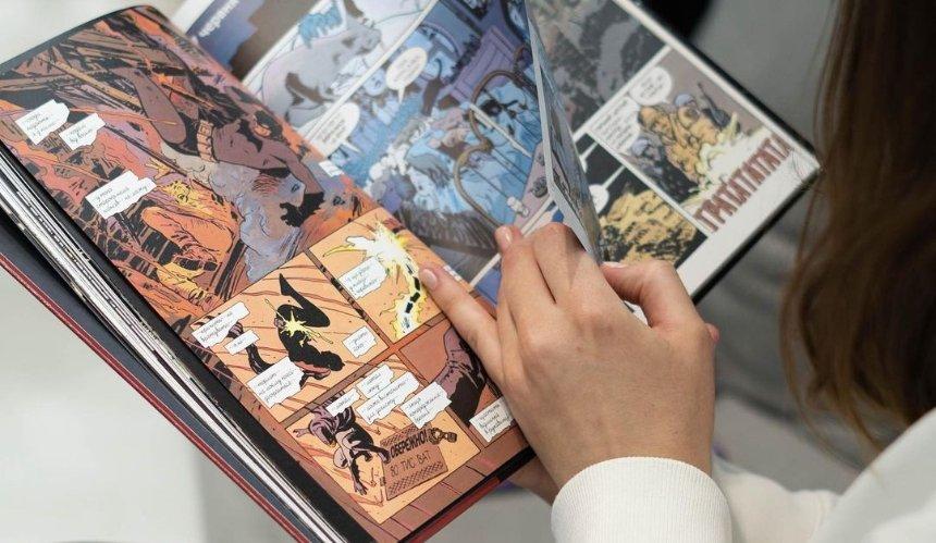 Новое место: кофейня скомиксами Comics Coffee наПодоле
