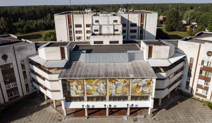 В Славутиче откроют инновационный музей современного искусства