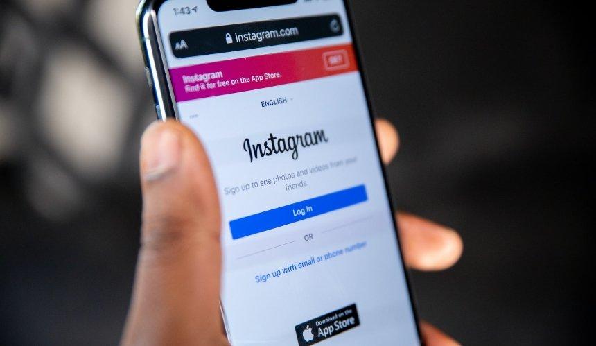 Вработе Instagram произошли сбои: что случилось