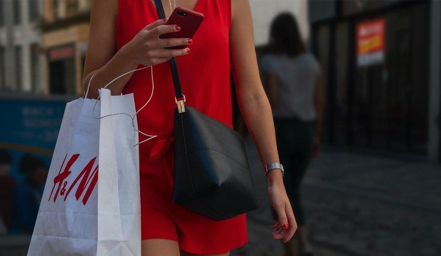Наофициальной странице H&M в Украине предупредили омошенниках
