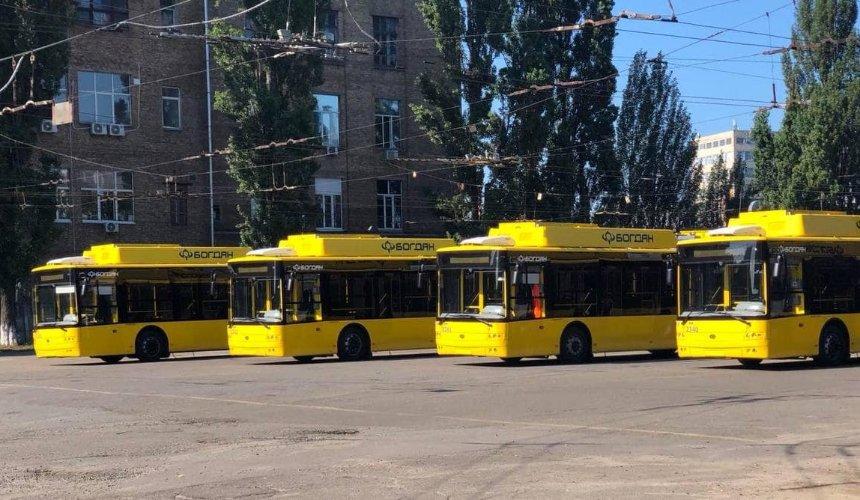 Киев без билетов: пассажиры жалуются, что немогут оплатить проезд
