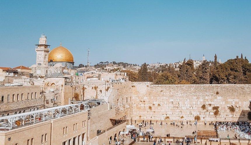 Израиль откроет границы для групп вакцинированных туристов