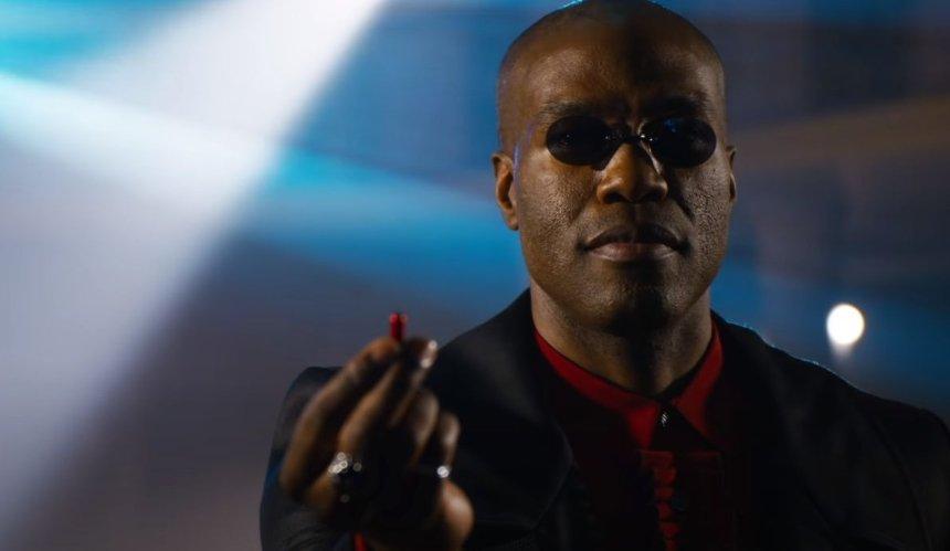 Вышел первый трейлер фильма «Матрица: Воскрешение»