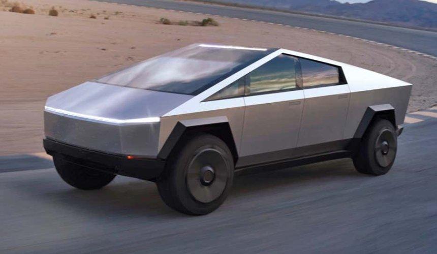 Tesla запатентовала лазерные «дворники» для своих авто